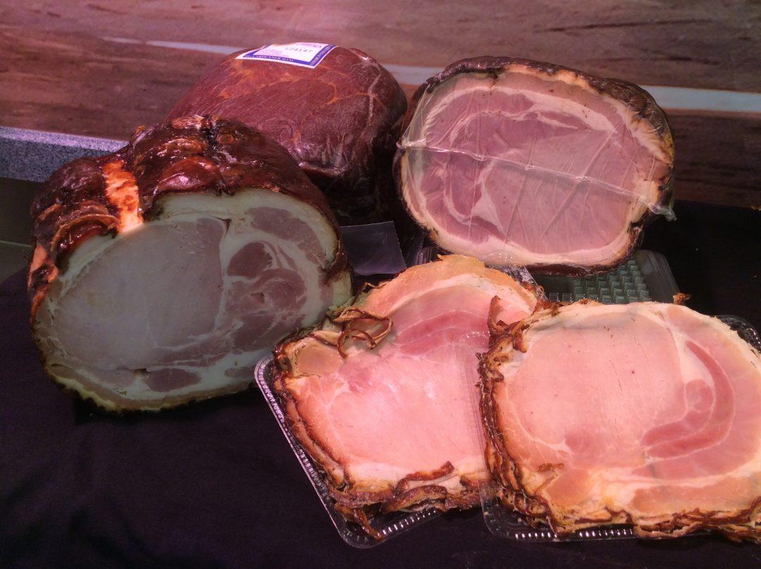 Roasted Porc