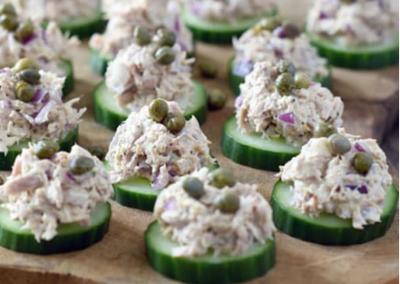 Thaise Tonijn Salade